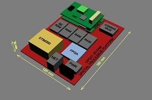 GNSS-IMU-FPGA